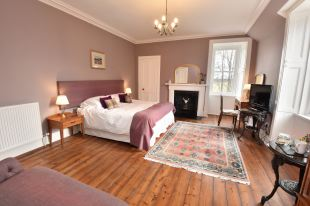 Speyside accommodation - Our Glenlivet  Room